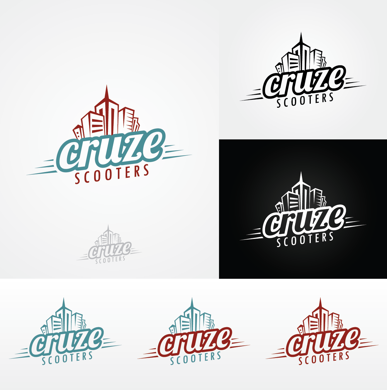 Help Cruze Scooters with a new logo