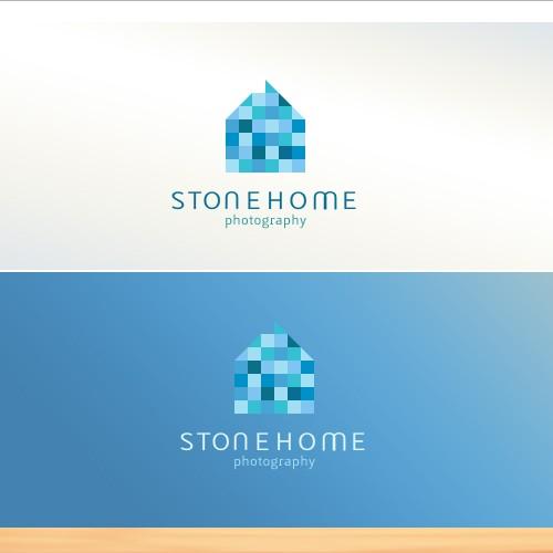 Simple logo design for photographer