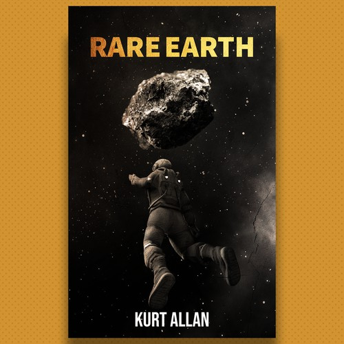 Rare Earth Book Cover Design