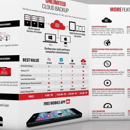 WCLOUD  electronic brochure