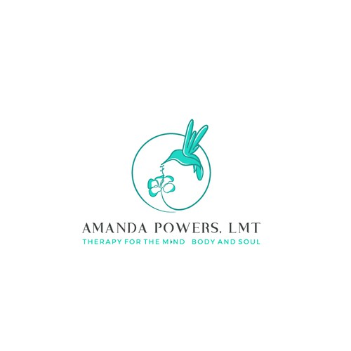 AMANDA POWERS LOGO