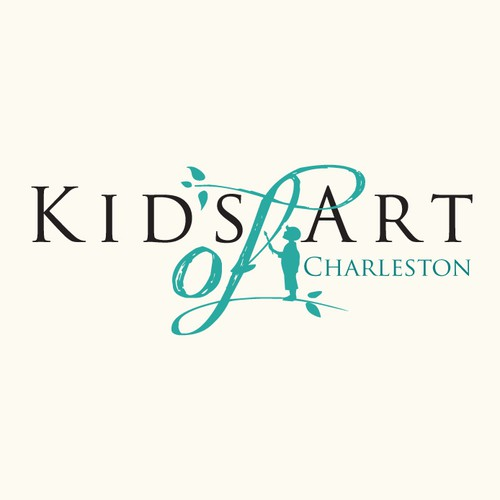 Help Kids Art of Charleston with a new logo