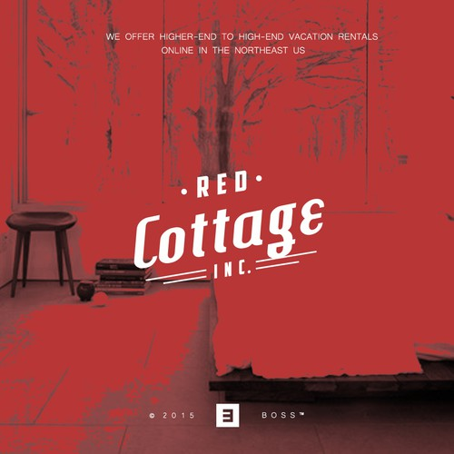 RED COTTAGE | B O S S ™
