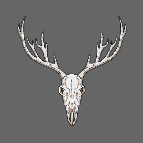 Deer Skull Design Needed
