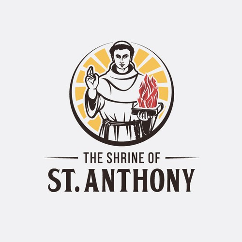 The Shrine Of St. Anthony