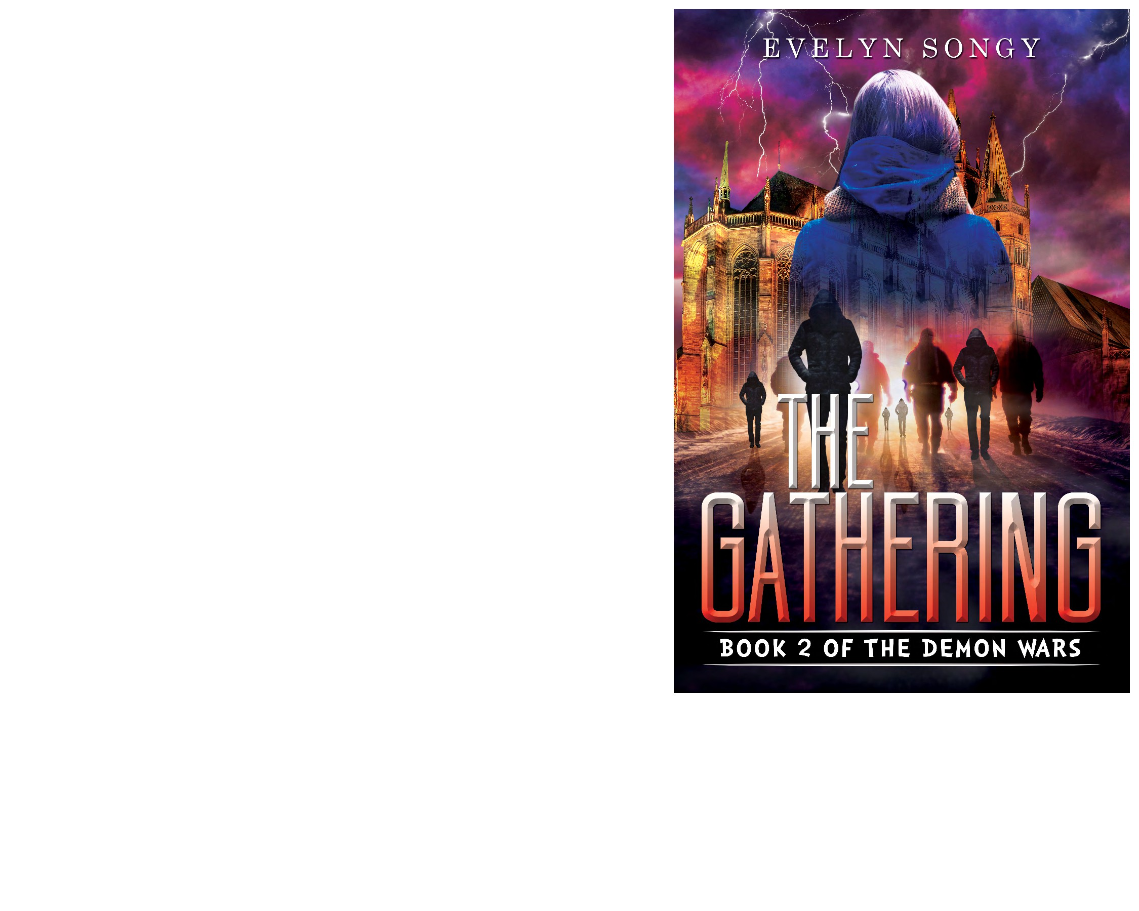 The Gathering Book 2 of The Demon Wars