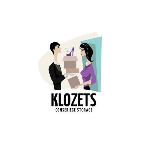 logo for Klozets