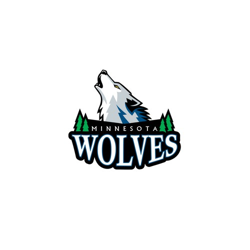 community contest- Design a new logo for Minnesota Timberwolves