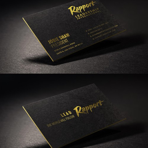 New business cards designs