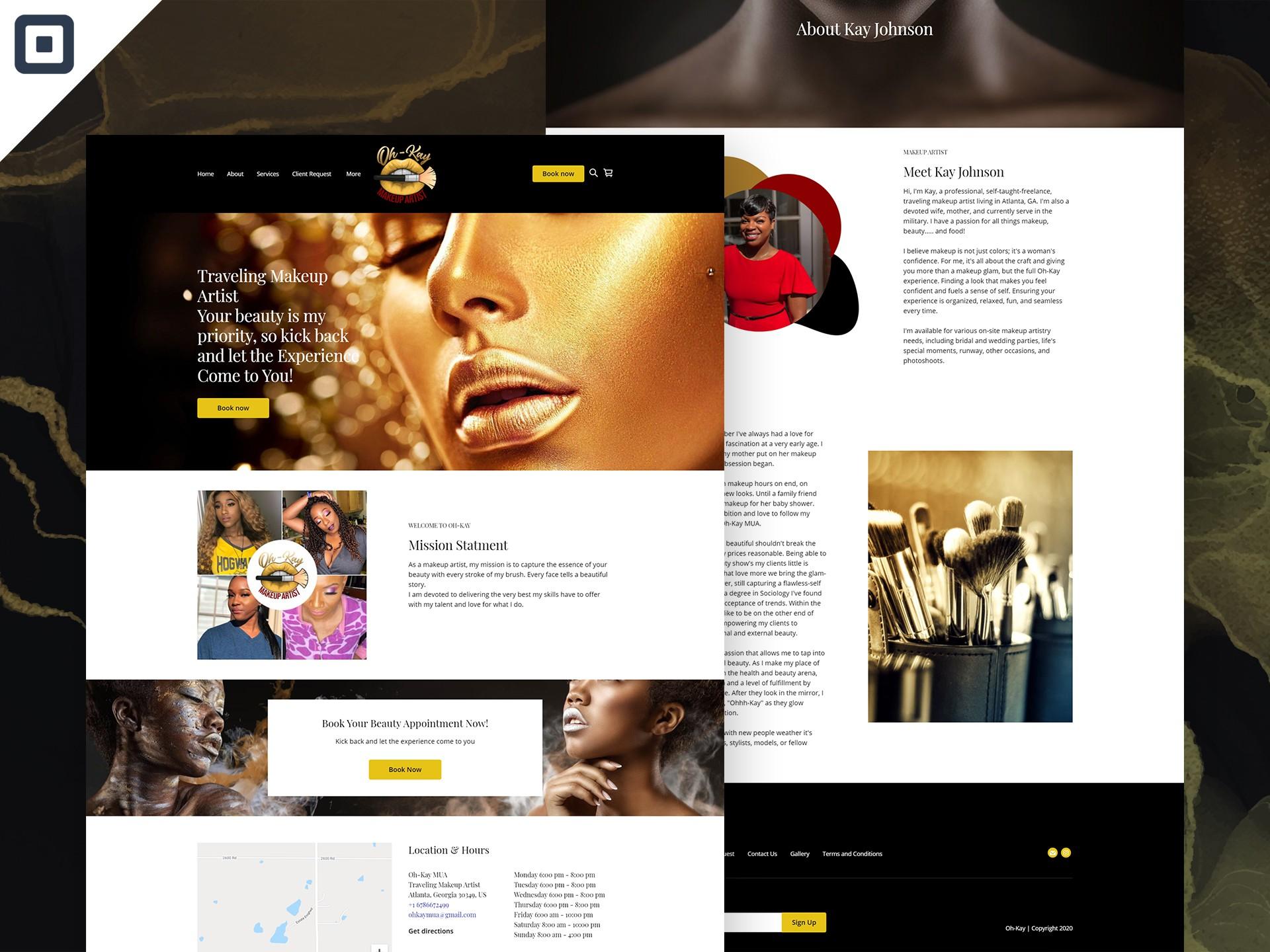 Website needs redesgining