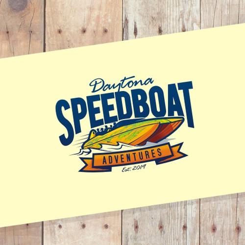 Create stunning logo for Florida speedboat rides