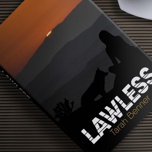Book cover for thriller novel Lawless