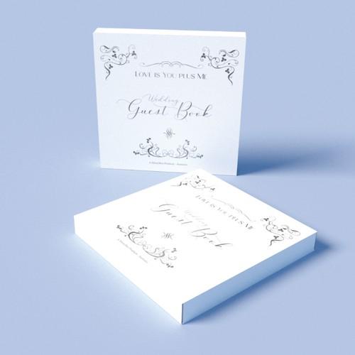 Wedding Gift Guess Book