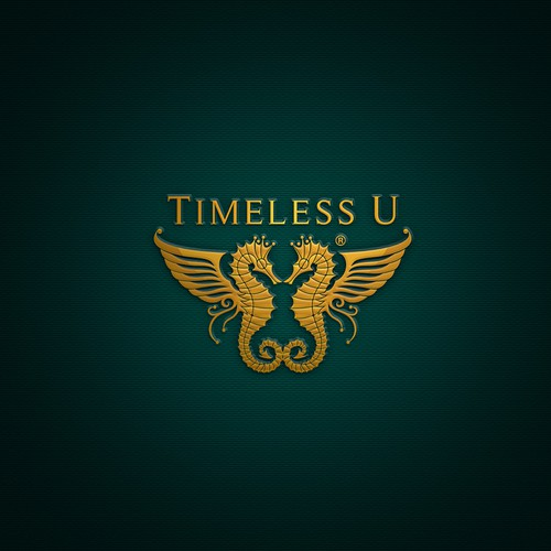Create the next logo for TIMELESS U