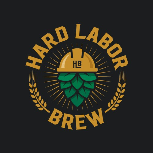 Logo design for Craft Brewery in Switzerland