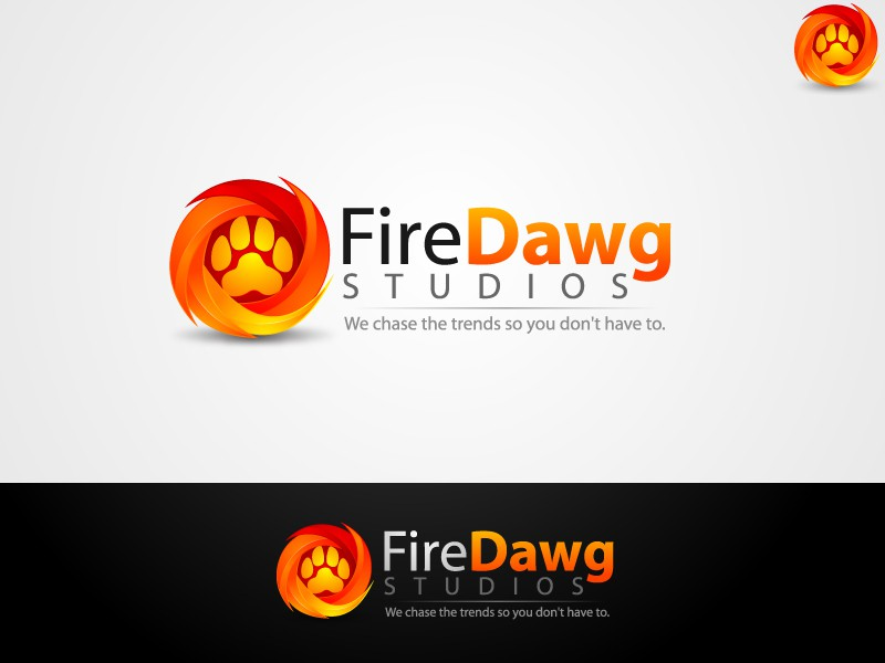 Help FireDawg Studios with a new logo