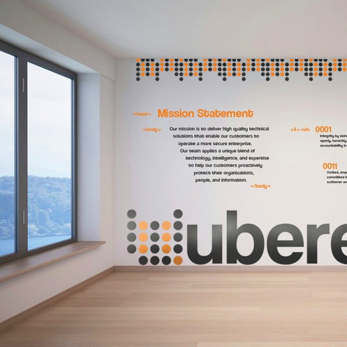 Uberether Wall