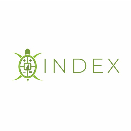 logo for INDEX (turtle icon)