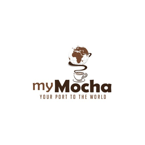Help MyMocha  with a new logo