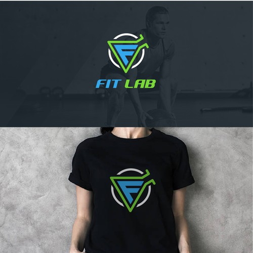 Group fitness studio looking for professional logo