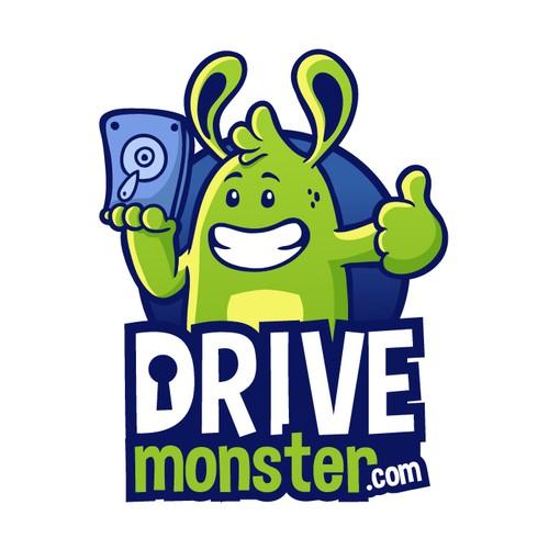 drivemonster.com logo