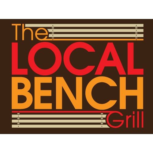 Local Bench Grill Logo