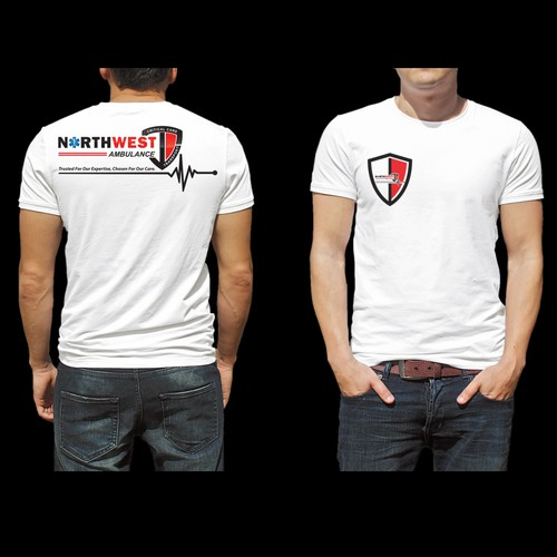 Northwest Ambulance t-shirt