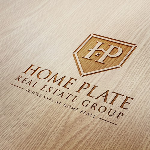 Home Plate Real Estate needs a great logo!