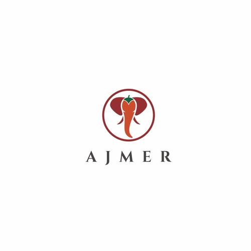 Creative logo for Ajmer