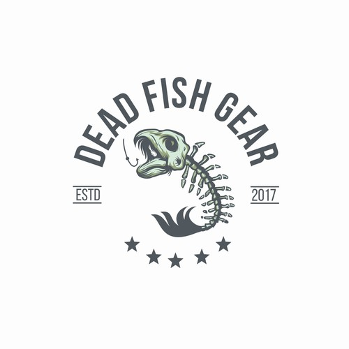 Dead FIsh Gear Logo