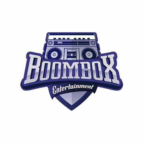 Boombox Entertainment logo