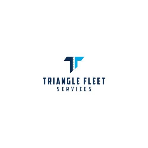 Logo Concept for Triangle Fleet Services