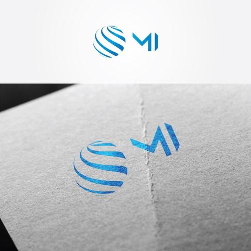 MI logo design