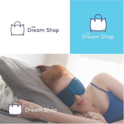 The Dream Shop Logo