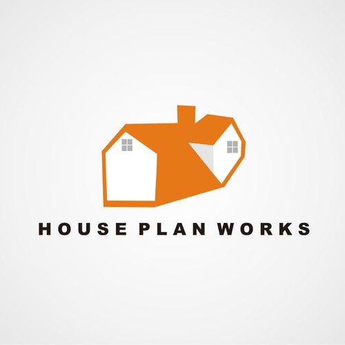Create a eye catching memorable logo for Houseplan Website Company