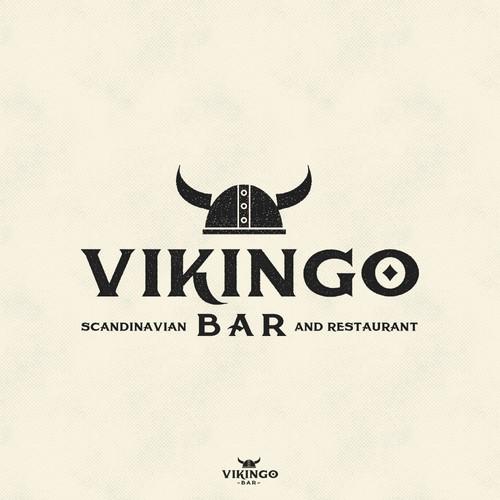 Vikingo Bar Logo