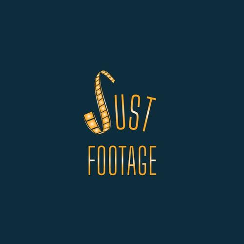 Just Footage Logo