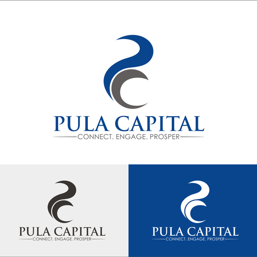 Create a stylish logo for a boutique financial company