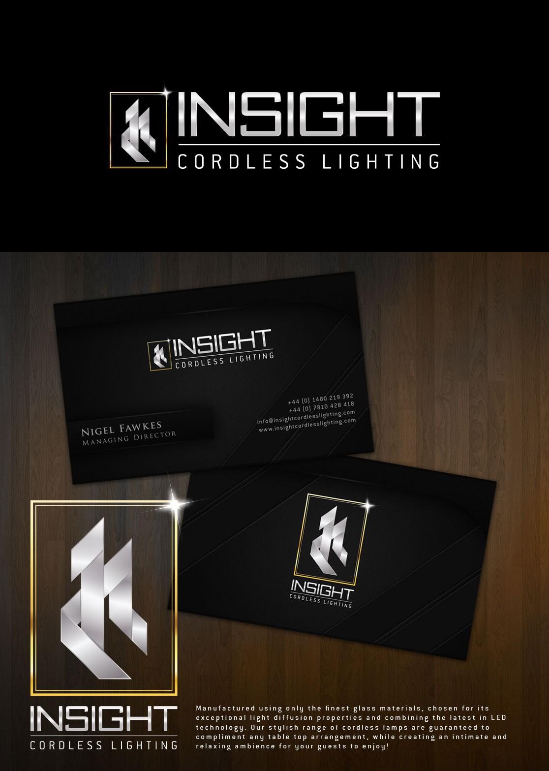 Create a luxury high end logo for an Innovative company
