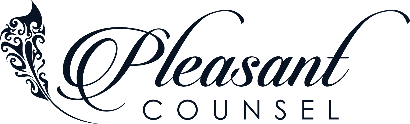 BIZ Card - Pleasant Counsel