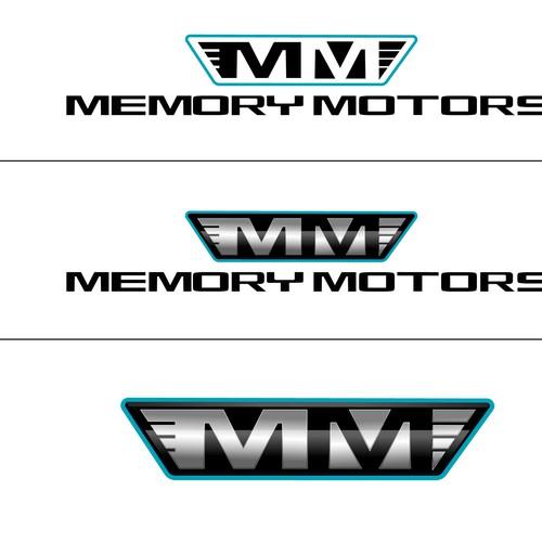 Modern logo for automotive dealer