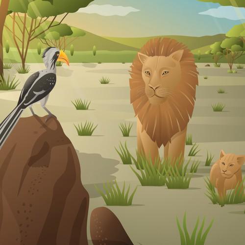 The Lion King Scene #1