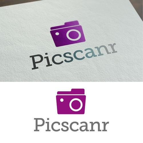 Help us design a logo for picscanr (picscanr.com)