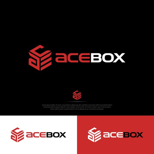 Logo Concept for Ace Box