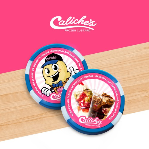Caliches Poker Chips