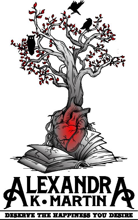 Alexandra.K.Martin.books