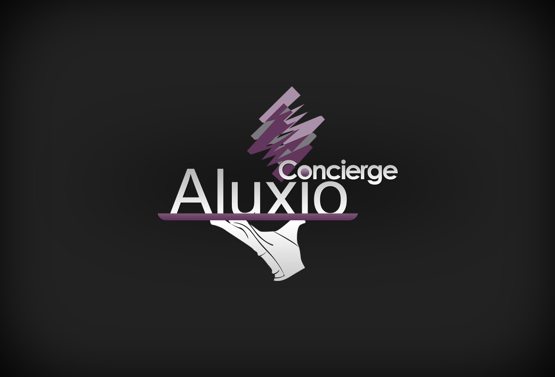 Help Aluxio Home Management with a new logo