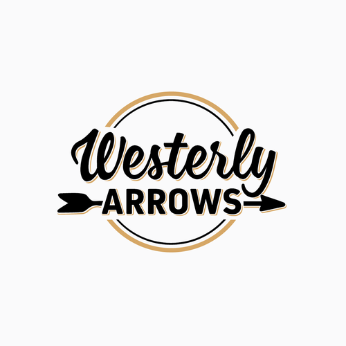 Logo concept for Westerly arrow