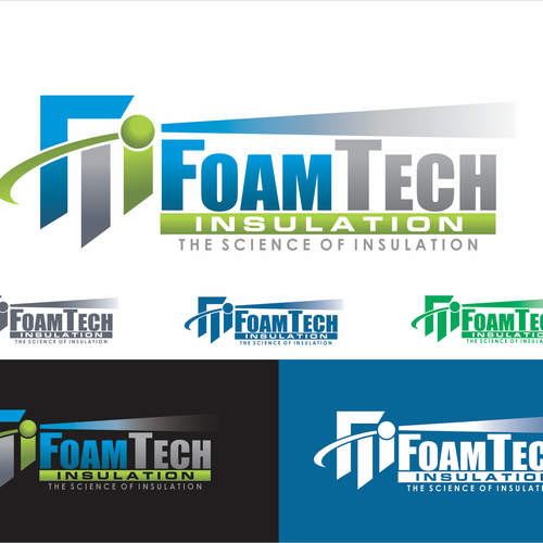 Logo design for  FoamTech