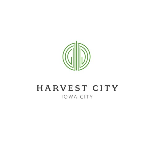 Logo Concept: Harvest City Church